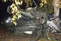 Tragická dopravní nehoda si u Blatnice vyžádala život spolujezdce.