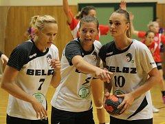 Házenkářky běloruského Minsku se opět po roce představí na mezinárodním turnaji v Hodoníně, který se ve sportovní hale TEZA koná od středy do neděle.