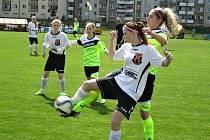 Před týdnem si fotbalistky Hodonína výhrou nad Novými Sady pojistily vítězství v Moravskoslezské lize žen, v sobotu svůj triumf zpečetily proti Valašskému Meziříčí, které doma zdolaly 3:2.