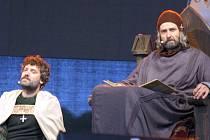 Páteční pořad Setkání kultur s názvem Cyril a Metoděj – Apoštolové křesťanů.