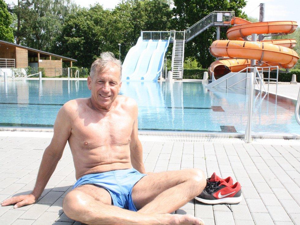 Hodonínské letní koupaliště je už připravené na sezonu 2016.