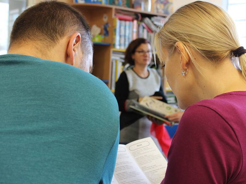 Hodonínská knihovna pořádala v sobotu den otevřených dveří.