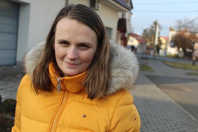 Hana Klimešová, 32let, rodičovská dovolená