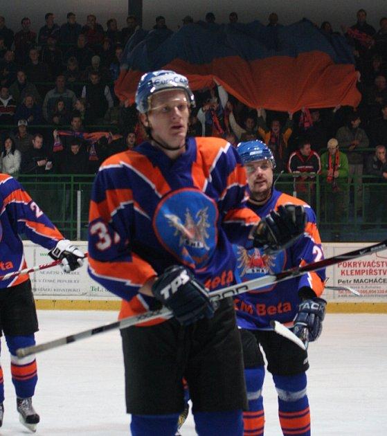 Modrooranžoví Drtiči se zatím vezou v čele druhé ligy.