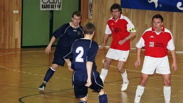 Hodonínští futsalisté