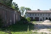 Zámecké budovy ve Veselí nad Moravou. Ilustrační foto.