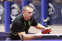 Ukrajinský paralympik Viktor Didukh kvůli problémům s vízy stolním tenistům Hodonína v závěru sezony citelně scházel.