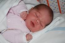Elišká Novotná, 23. února 2009, 48 cm, 2,95 kg