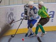 Hokejbalisté Sudoměřic zvládli úvodní domácí duel a s Ústím nad Labem po velkém boji zvítězili 3:2.