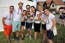 Národopisný festival v milotických Šidlenách přilákal dva tisíce návštěvníků.