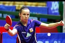 Stolní tenistka Iveta Vacenovská před olympisjkými hrami v brazilském Riu de Janeiru absolvuje prestižní turnaj v Japonsku.
