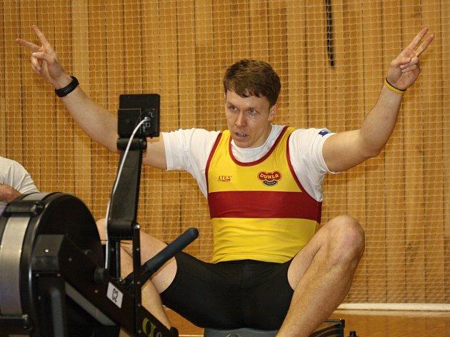 V Hodoníně se o víkendu uskutečnilo mezinárodní mistrovství České republiky ve veslování na trenažéru. Titul ve sportovní hale TEZA získali Jakub Podrazil a Pavlína Žižková.