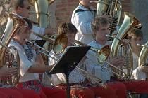 Mladá muzika Šardice uspěla v soutěži mládežnických dechových hudeb.