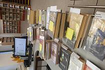 Městská knihovna Kyjov eviduje stále velký zájem o knihy. FOTO: Archiv Městské knihovny Kyjov