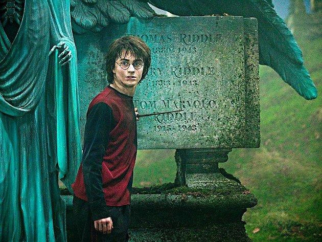 Harry Potter - ilustrační fotografie.