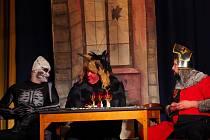 Divadelní představení Obecně prospěšná strašidla