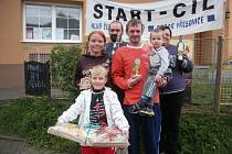 Vydatný déšť odradil od účasti na vyhlášené akci řadu turistů, přesto se nakonec Vřesovicemi a okolím prošlo 201 mužů, žen a dětí z třiačtyřiceti obcí a měst.
