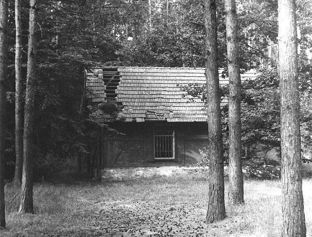 Bývalý Kaiserpavilon neboli Salon.