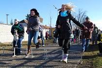 Předzvěstí vodních her v Ratíškovicích byly poslední silvestrovské oslavy s podtitulem Silvestrohry.