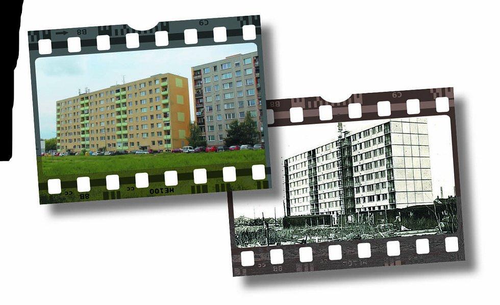 Místo, kde vzniklo sídliště Jihovýchod, se v posledních čtyřiceti letech zcela proměnilo.