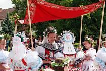 Slavnost Královničky už se téměř nikde neslaví, ve Svatobořicích-Mistříně ano.