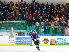 Hodonínští hokejisté ve čtvrtfinálové sérii s Porubou spoléhají i na podporu věrných fanoušků.
