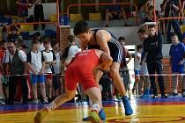 Mladí hodonínští zápasníci Martin Hvorecký, Marek Kotlařík a Jakub Šimčík získali na mezinárodním turnaji v rumunském Temešváru cennou medaili.