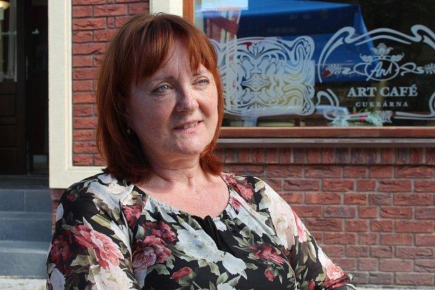 Naďa Horáková připravuje román ohonech na upíry