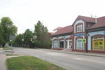 Budova bývalé restaurace U Cihleny.