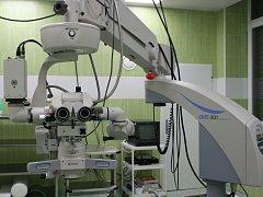 Nový operační systém zakoupila Nemocnice Kyjov na konci léta pro své Oční oddělení.