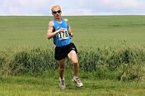 Lipovský veterán Dušan Tomčal (na snímku) na Slovensku suverénně ovládl půlmaraton v Senici, kde zvítězil časem 1:15:07.