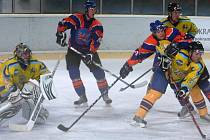 Konečně se dočkali. Hodonínští hokejisté zdolali v sedmém kole druhé ligy přerovské Zubry 3:1 a ukončili trápení v domácím prostředí, v němž dvakrát za sebou nevyhráli.