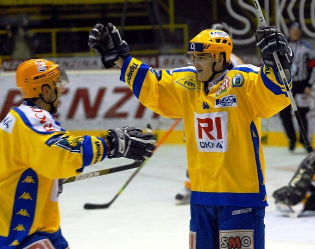 Hokejista Stanislav Balán.