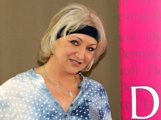 Hodonínská kandidátka na Missis Eurobabička Markéta Rašková.