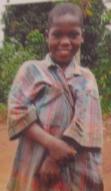 Khalifan Bogare z Ugandy