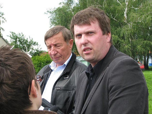 Ředitel Povodí Moravy Libor Dostál