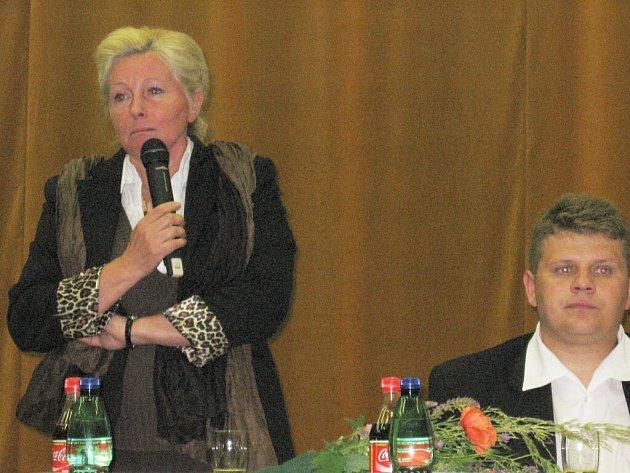 Poslankyně Roithová