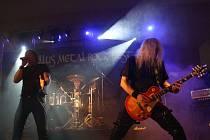 Sobotní večer patřil v Sobůlkách třetímu ročníku Citellus metal rock festu