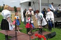 V Ratíškovicích se uskutečnil už 47. ročník Festivalu dechových hudeb.