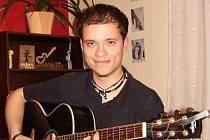 Dvaadvacetiletý Jan Blahynka uspěl v soutěži Czechtalent.