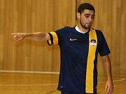 Sedmadvacetiletý Juraj Višváder (na snímku) se stal novým hrajícím koučem futsalistů Tanga Hodonín.