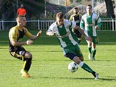Fotbalisté Bzence si na podzim doma poradili s Tasovicemi 3:1. Stejným výsledkem pak jihomoravskému rivalovi v neděli podlehli.
