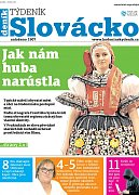 Aktuální vydání týdeníku Slovácko