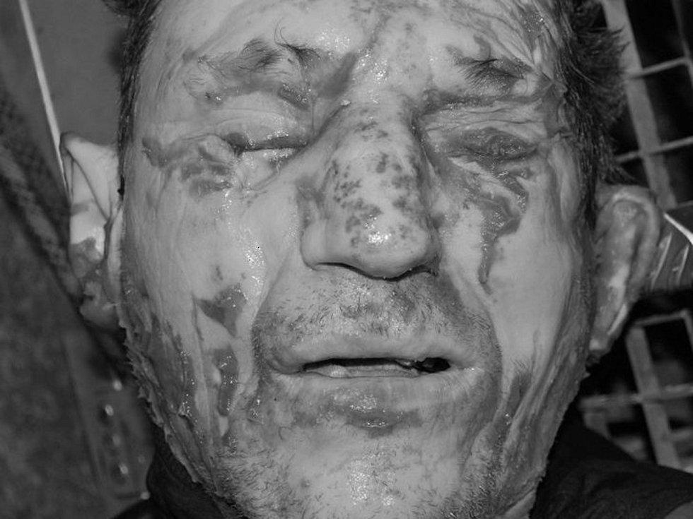 Kriminalisté z Hodonína pátrají po totožnosti utopeného muže, pravděpodobně z Ukrajiny.