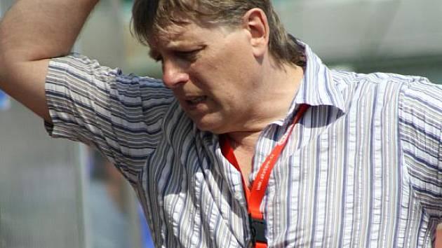 Trenér Vratislav Chaloupka předčasně skončil v Kyjově podruhé během tří let.