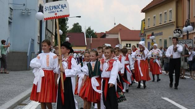 Veselská Štěpnička letos slaví třicet let.