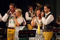Hosté čtvrtečního koncertu se dočkají vystoupení dechové hudby Túfaranky.