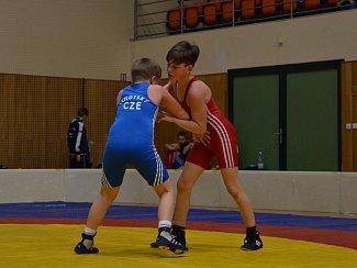 Hodonínští zápasníci vybojovali zlaté medaile.