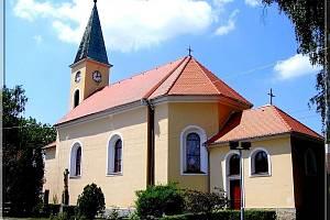 Lužice Kostel