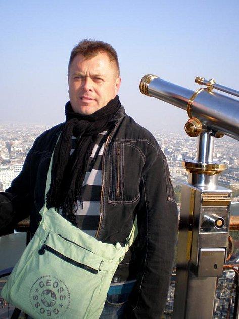 Petr Štípský z Prušánek pracuje už sedmým rokem v Rakousku.